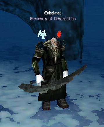 Embalmed