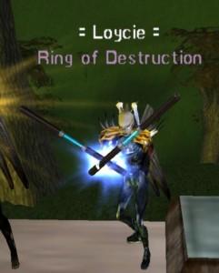 Loycie - Ring of Destruction